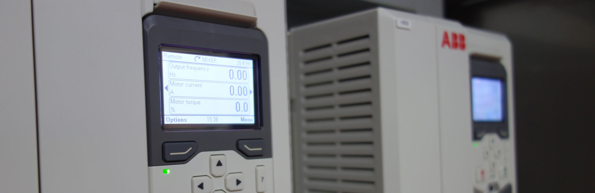 ABB Variable Speed Drives