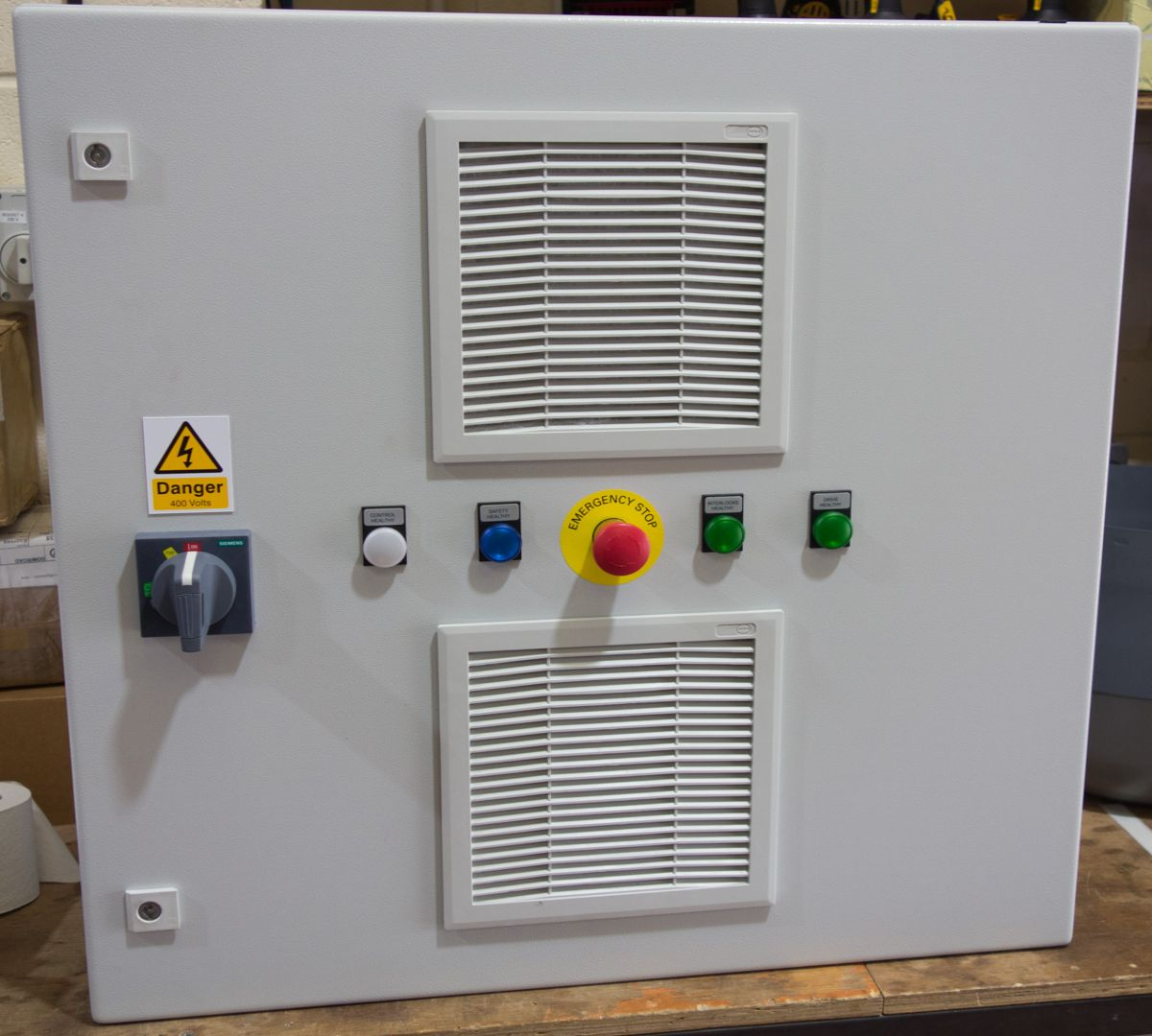 Rittal UL Approved Control Panel Enclosure