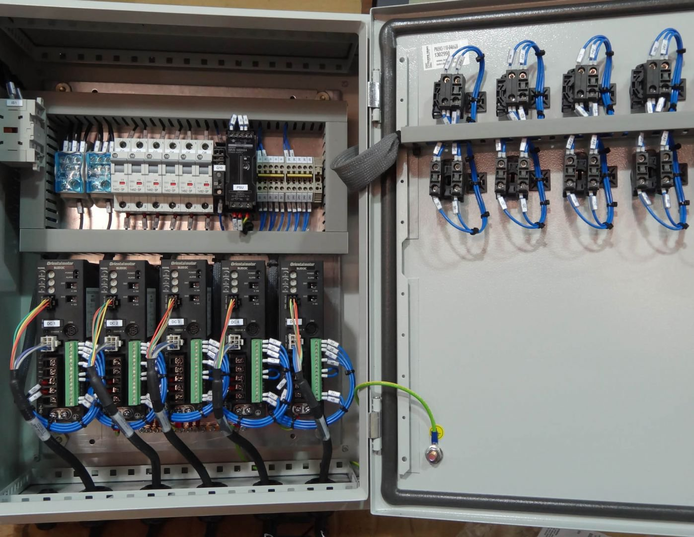 Stepper Drive Control System