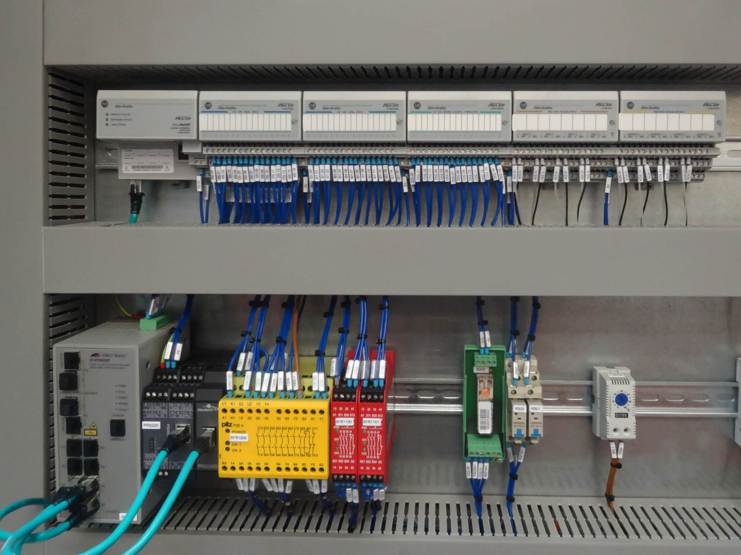 CompactLogix PLC systems by Axis Controls