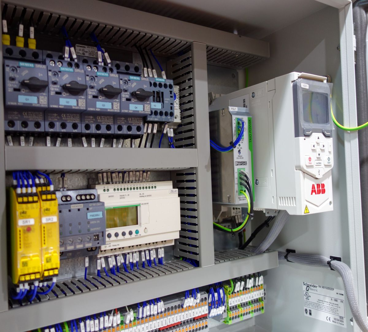 ABB 2.2kW variable speed drive