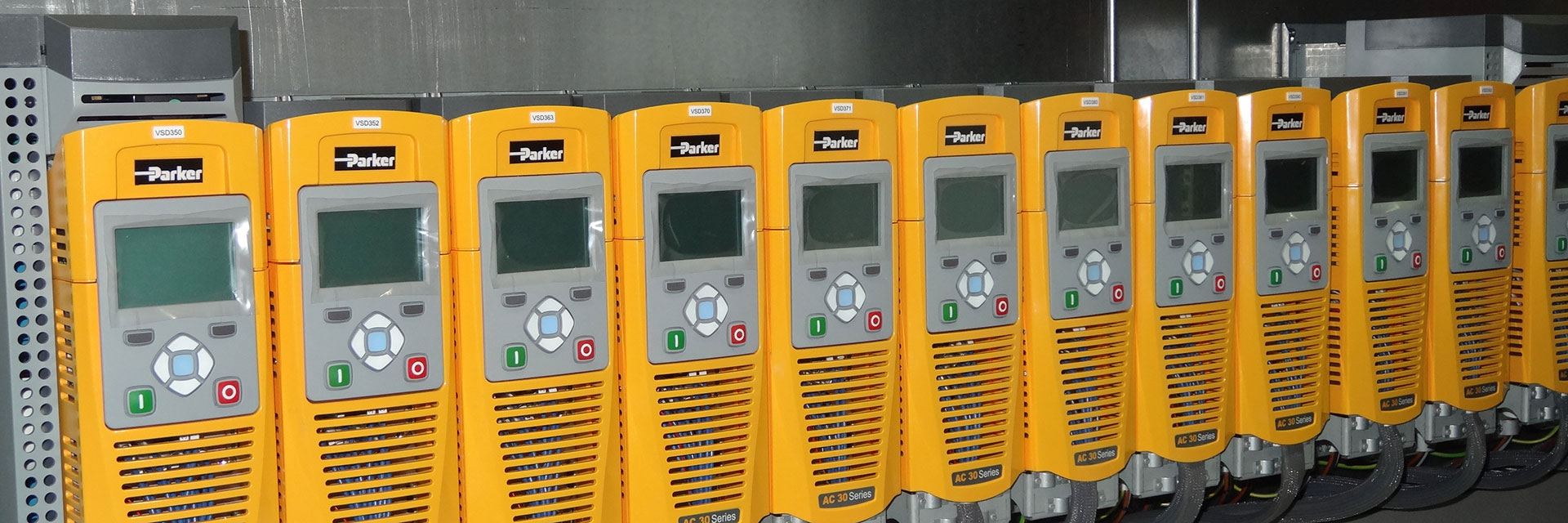 Parker Variable Speed Drives