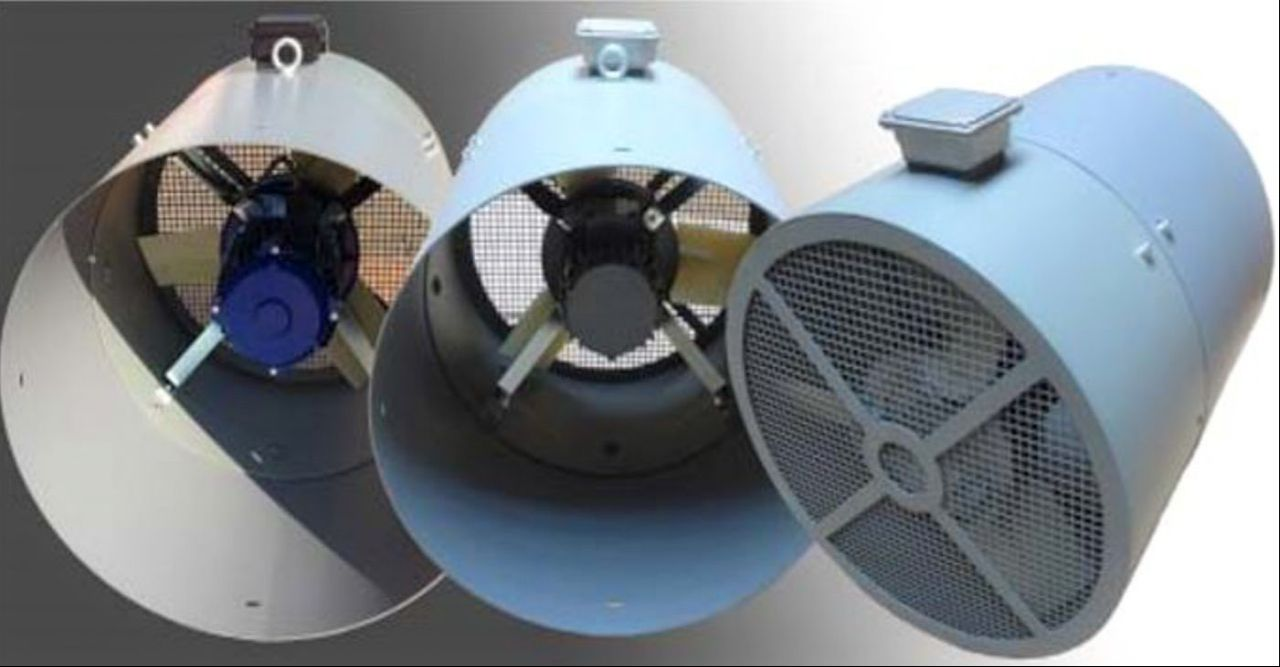 Find out more about Force Vent Fans by Axis Controls.