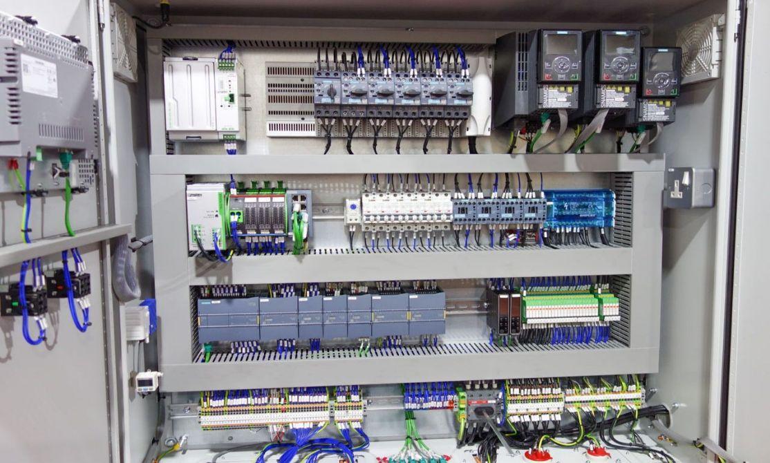 Siemens Plcs For Control Panel Applications