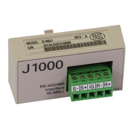 Yaskawa J1000 RS485 Comms Interface