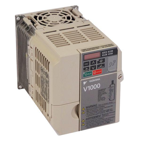 Yaskawa V1000 Inverter 0.37 kW 400V